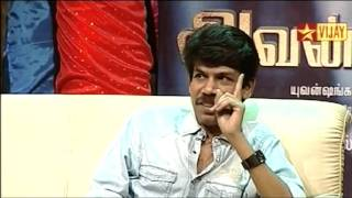 "Only Kamal , Vikram And Surya Can Do Vishal Role In "" AVAN IVAN "" - Director Bala"