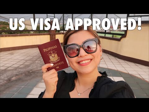 HOW TO APPLY FOR A US VISA: Application, Interview Experience And Tips! (Philippines) 🇵🇭