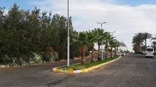 Египет выход за территорию отеля к такси Egypt  Hotel Queen Sharm Resortи