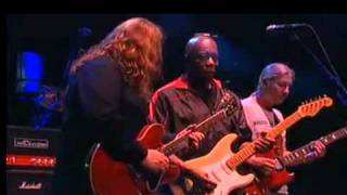 Allman Brothers w/Buddy Guy - The Sky Is Crying