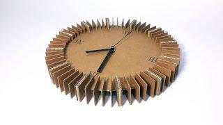 1000원으로 고급스럽고 모던한 벽걸이 시계 만드는 방…