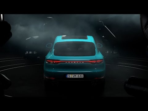 The new Porsche Macan. Exterior design.
