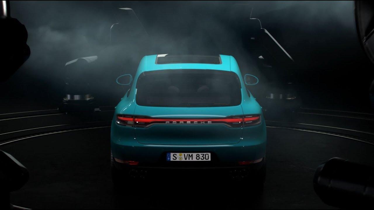 The New Porsche Macan Exterior Design Youtube