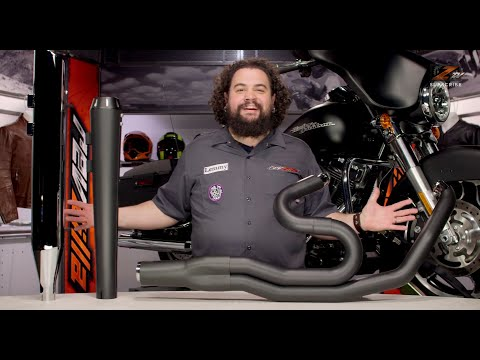 Thumbnail for Bassani Exhaust for Harley Touring Review