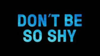 Imany – Don't be so shy (Paroles + Téléchargement MP3) Mp3