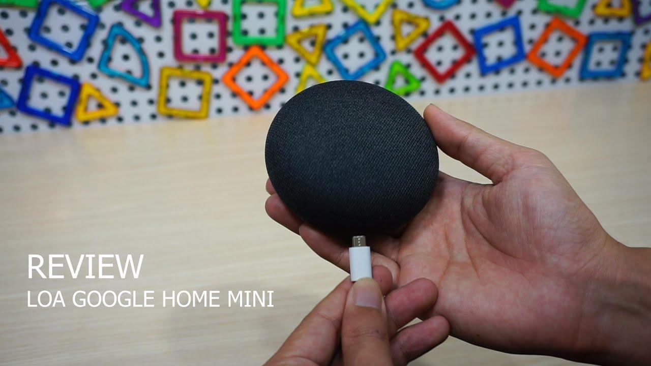 Loa Google Home Mini Giá 380K, Hướng Dẫn Cài Đặt Loa Google Home Mini Điều Khiển Bằng Tiếng Việt