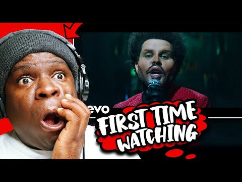 The Weeknd - Save Your Tears (Official Music Video) - REACTION
