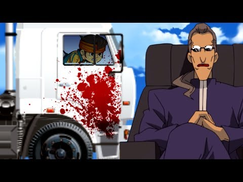 Let´s Play Inazuma Eleven 11 Intento de Asesinato