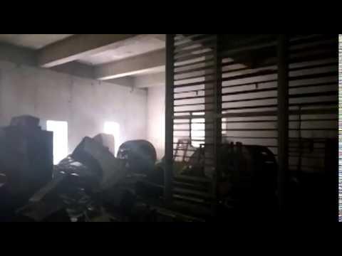 BOMBEIROS COMBATEM INCÊNDIO NO SUBSOLO DO TCU