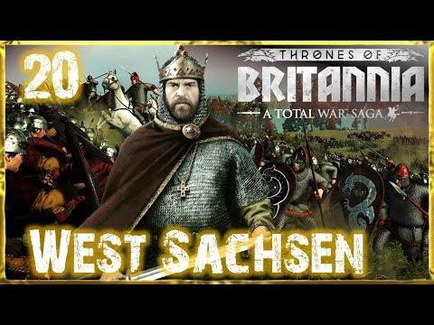 Lets play: Total War Saga - Thrones of Britannia West-Sachsen (German   HD   Sehr Schwer) #20