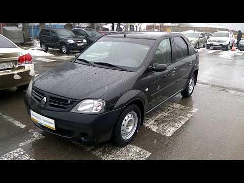 Купить Рено Логан (Renault Logan) МТ 2009 г. с пробегом бу в Саратове. Элвис Trade-in центр