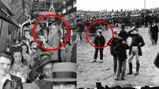 10 Images That Show Time Travel Is Truth || Pastimers