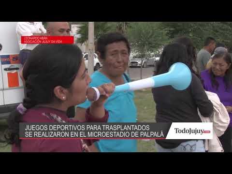 Se realizaron en Palpalá y contó con pacientes de toda la provincia
