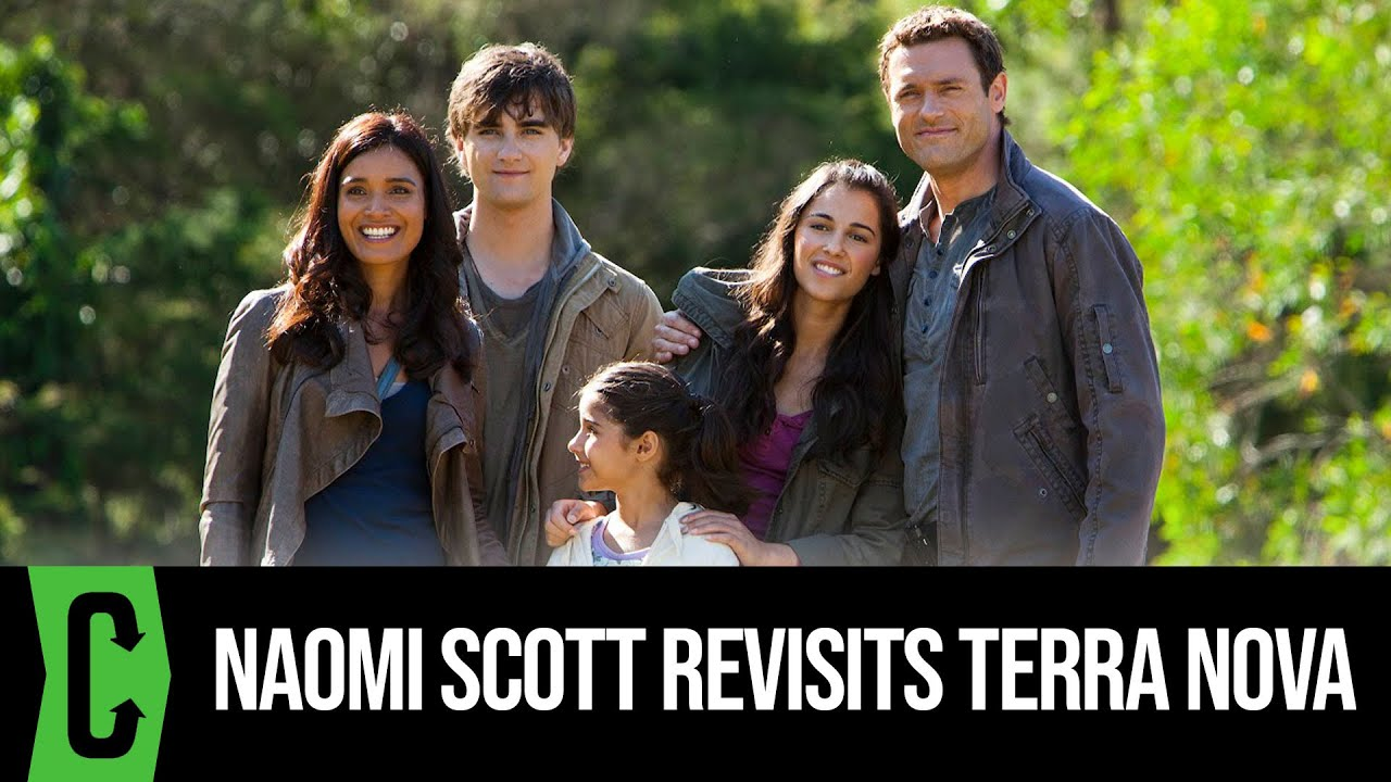 Naomi Scott Revisits the Terra Nova Cancellation and How It Impacted Her Career