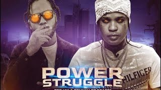 Tommy Lee Sparta Ft Teejay - Power Struggle | Official Audio | January 2021