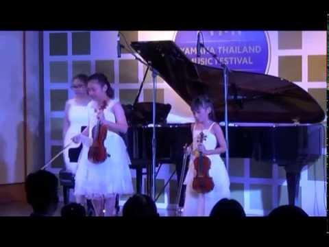การแข่งขัน Violin ในงาน YTMF 2016 รอบคัดเลือก | Yamaha Music School