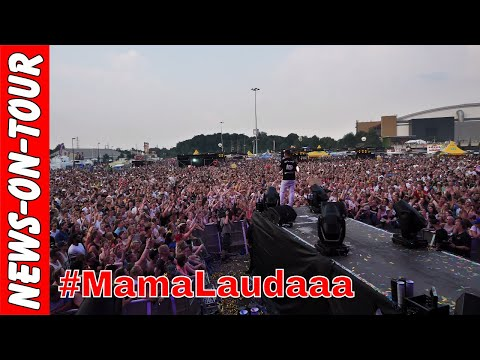Almklausi (4k) Mama Laudaaa (Zugabe) Wie heißt die Mutter von Niki Lauda? Oberhausen Ole 2018   Live