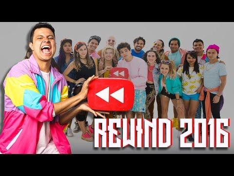 El Video más Importante del Año - Rewind 2016 ♛