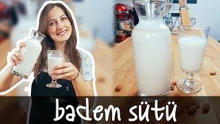 Badem Sütü nasıl yapılır?   Merlin Mutfakta Yemek Tarifleri