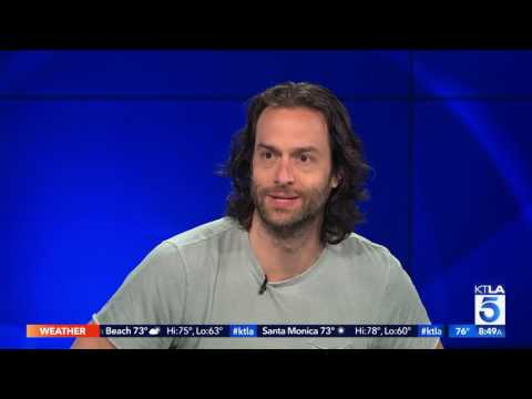 "Chris D'elia on Using LIfe Lessons for Comedy Special ""Man on Fire"""
