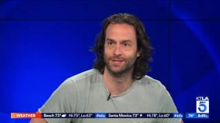 """Chris D'elia on Using LIfe Lessons for Comedy Special """"Man on Fire"""""""