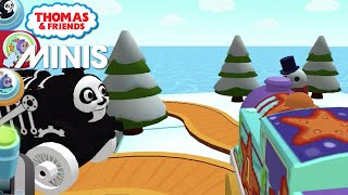 Thomas and Friends Minis - Spooky Thomas at the Carnival Thomas Minis! ★ iOS/Android app (By Budge)
