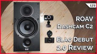 Anker ROAV Dashcam C2 vs Z-EDGE Z3! Elac Debut 2.0 Speakers, Audeze Mobius Review, Best TV Antenna!