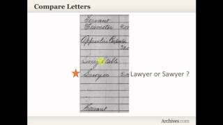 Deciphering Chicken Scratch: Tips and Tricks for Reading Old Handwriting