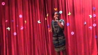 Gambar cover Listen - Beyonce- performed by Crystal Davis