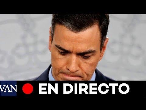 DIRECTO: Comparecencia de Pedro Sánchez por la crisis del coronavirus
