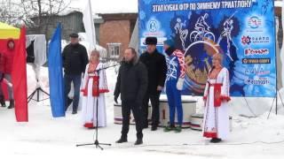 Чемпионат России по триатлону в Ибресях, 18 02 2017