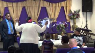 Pastor Bobby Smith 4/14/13 (Part 3)