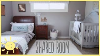 Ford & Tess' Shared Room Makeover!!