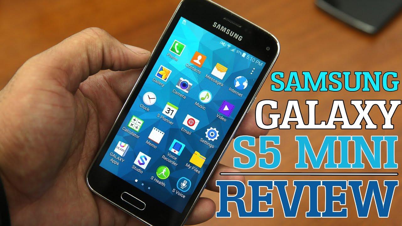 Samsung Galaxy S5 Mini Review