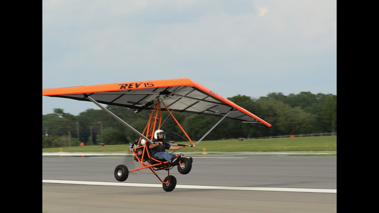 REV – Ultralight Aircraft