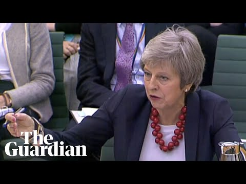 Theresa May: 'Any extension to article 50 reopens the deal'