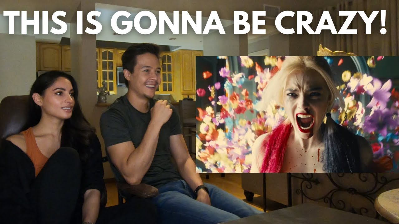 SUICIDE SQUAD 2 - REDBAND TRAILER! (Couple Reacts)