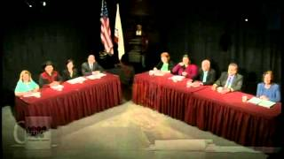 Mountain View City Council Candidate Debate - October 8, 2014
