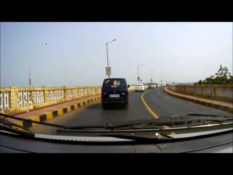 Roads in Goa: Panjim to Margao