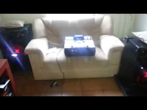 CM9740 LG XBOOM Maximumn