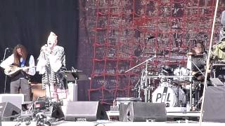 Watch John Lydon Warrior video