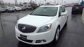 GMF1741 2015 Buick Verano Leather For Sale Columbus
