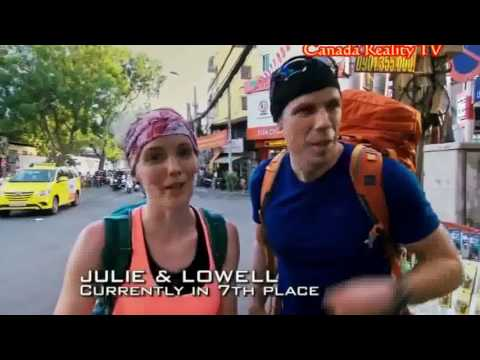 The Amazing Race Canada S4E4: SHINE YOUR LIGHT