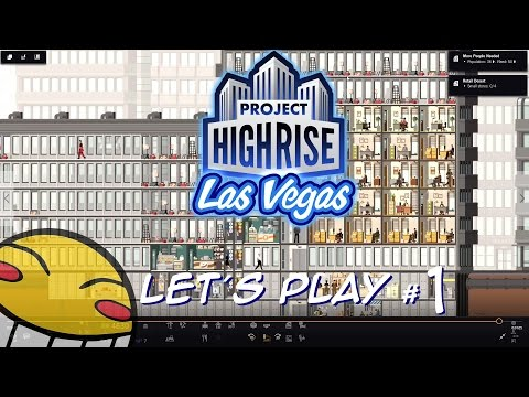 Early Offices - Let's PLay Project Highrise #1