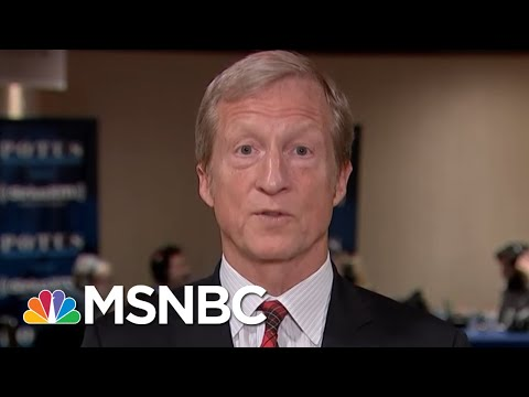 Tom Steyer: Before Impeachment, Midterms 'A Referendum Of This President'   MTP Daily   MSNBC