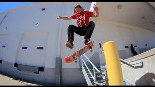 We Want ReVenge 39: Skateboard OVER the Handrail!