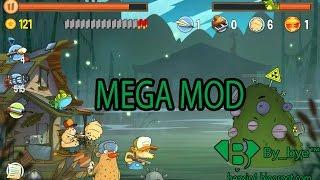 Swamp Attack v2.1.5 | MEGA MOD - Android
