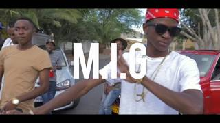 M.I.G - Tjaka Waya (P-star,Callous, Rockid, ZeMoney and Chuwee) Music Video DBR
