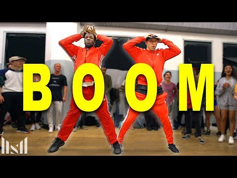 BOOM - Tiesto ft Gucci Mane Dance | Matt Steffanina