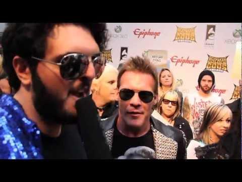 Metal Injection Crashes the REVOLVER GOLDEN GODS 2012 Awards